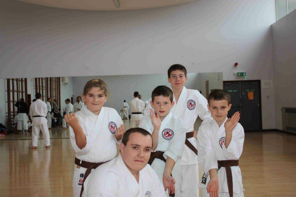 Family Karate Classes Wallingford