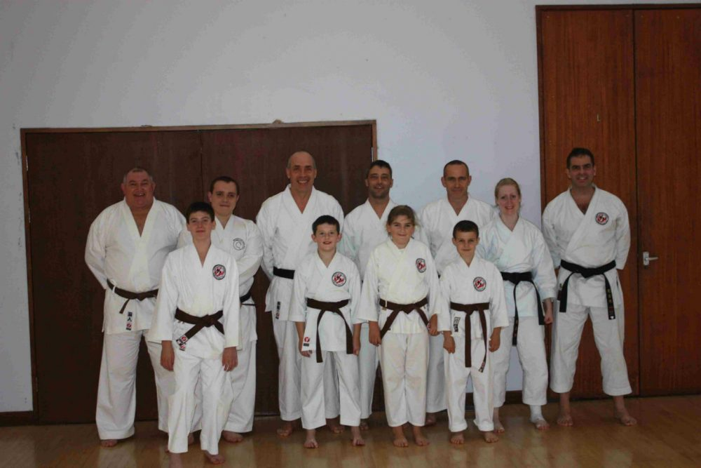 Family Karate Classes Oxford