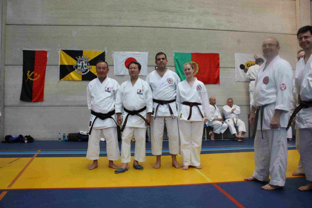 Karate Training Oxfordshire