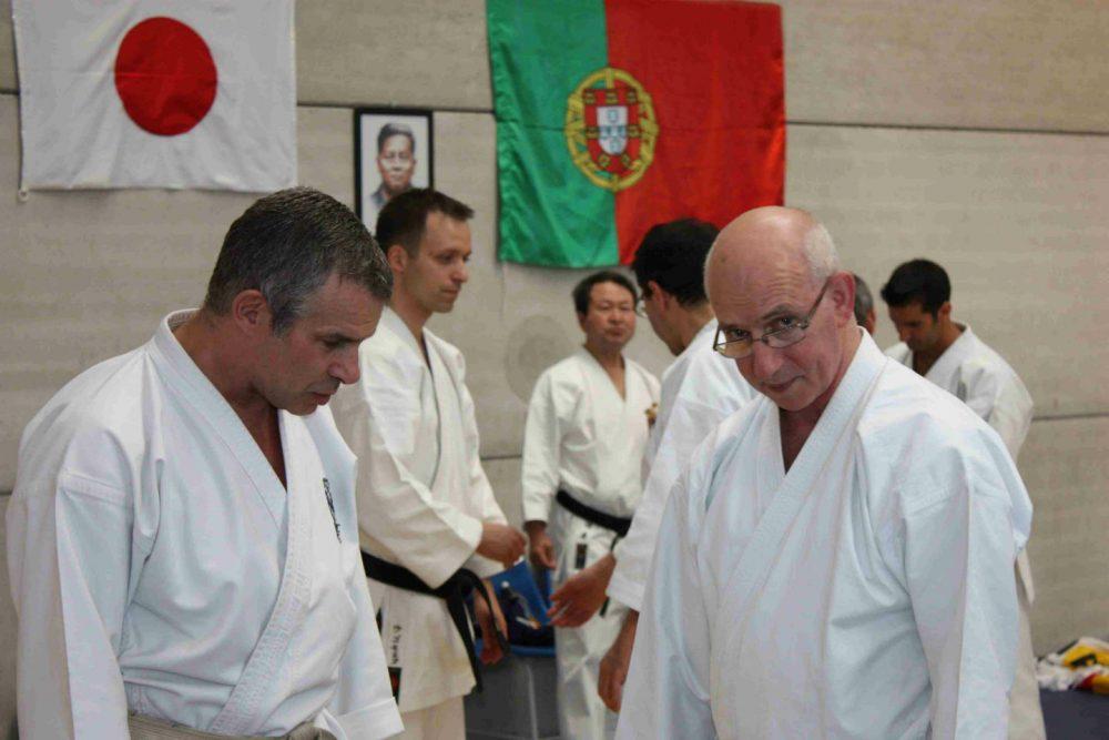 Karate Training Wallingford