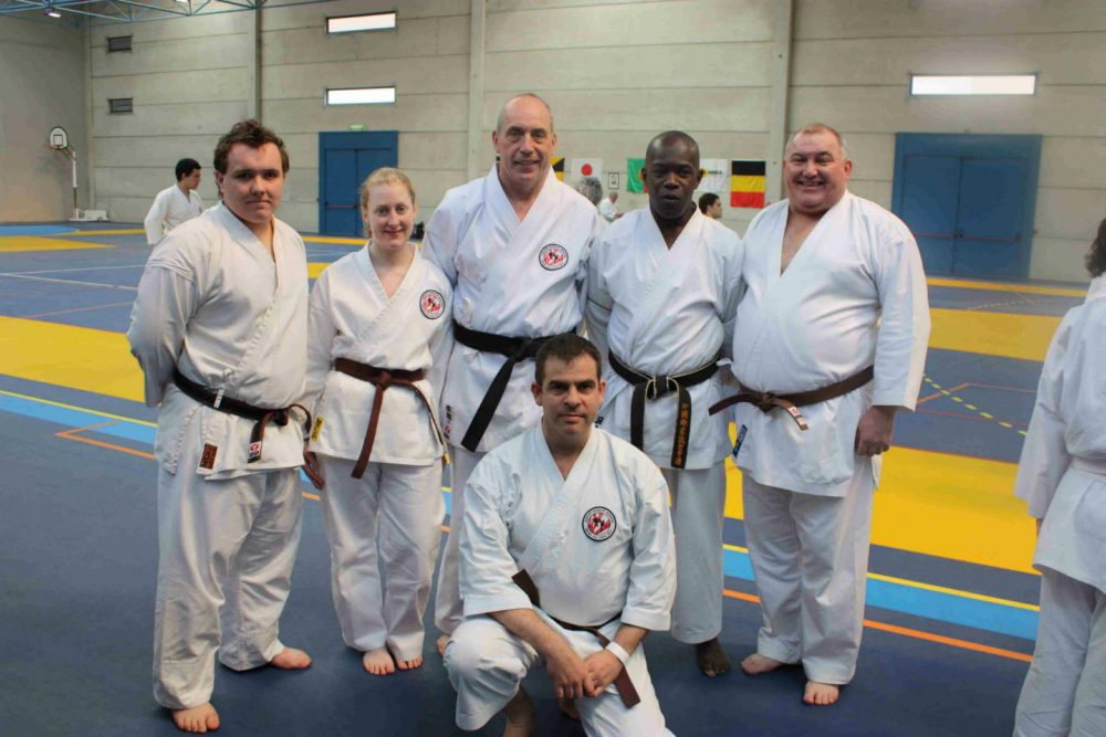 Contact Wallingford Karate