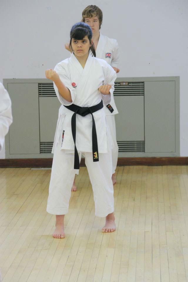 Junior Karate Classes Wallingford