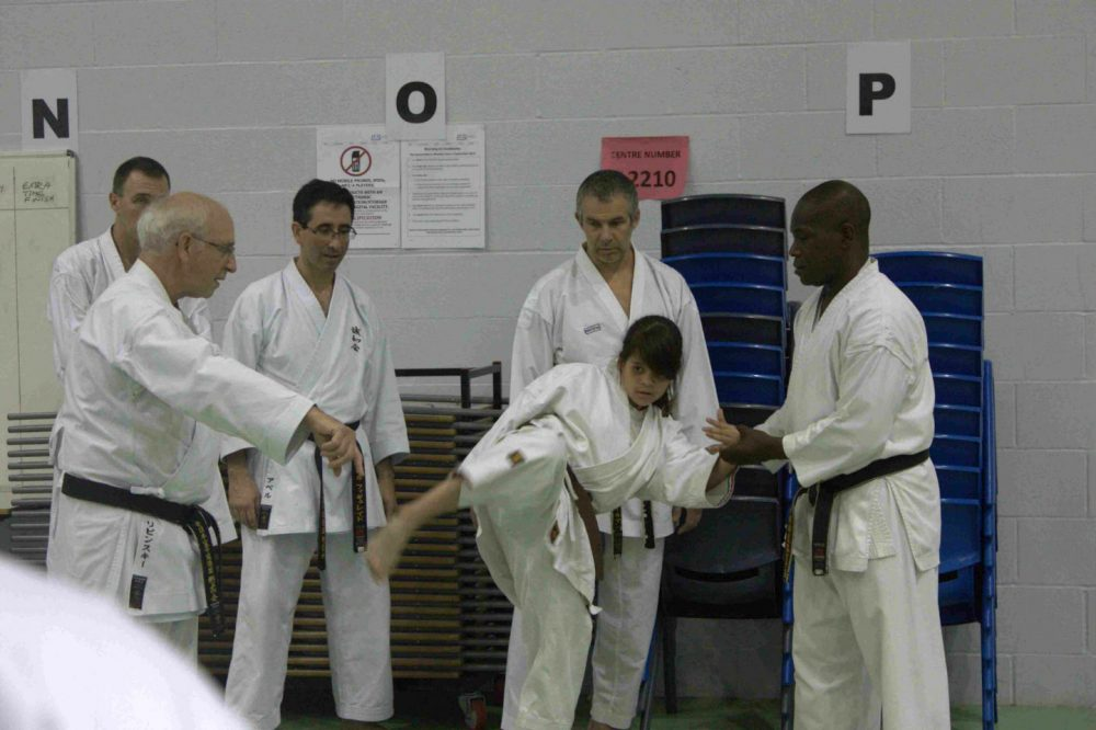 Local Karate Schools Oxford