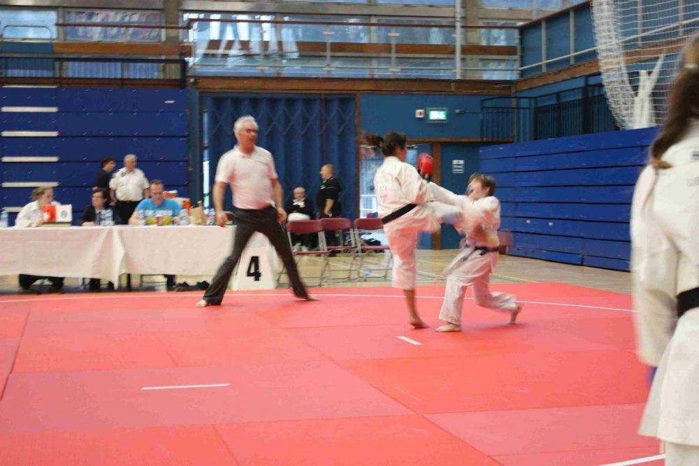 Weekly Karate Classes Wallingford