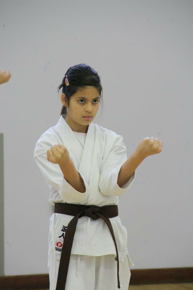 Junior Karate Wallingford