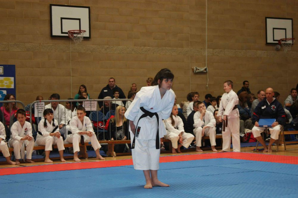 Intermediate Karate Didcot