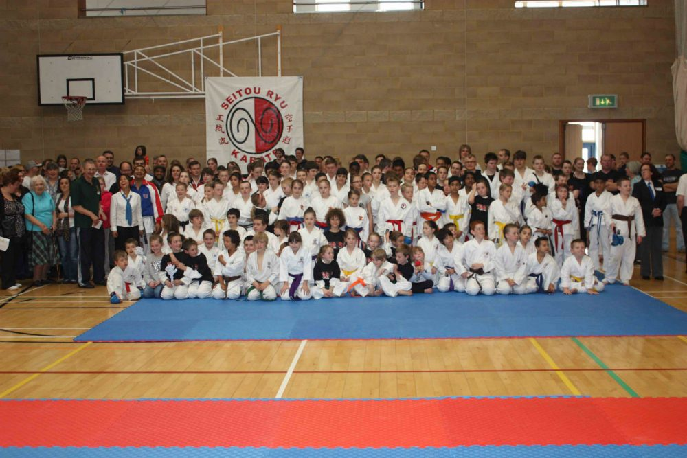 Beginners Karate Didcot