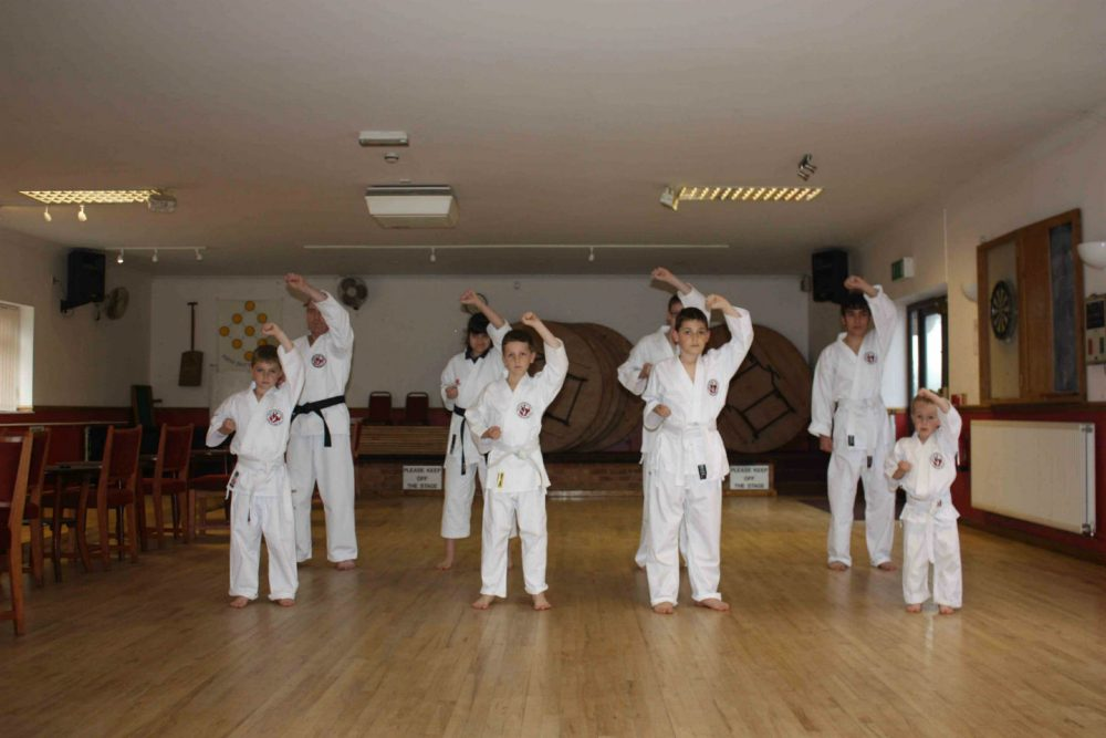 Teen Karate Didcot