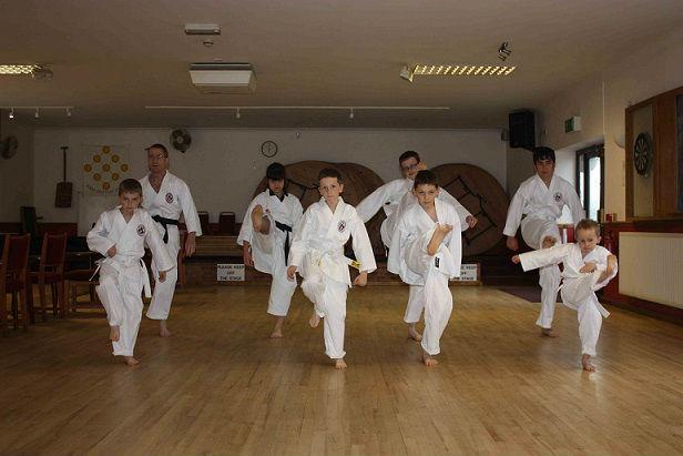 Kids Karate Classes Didcot