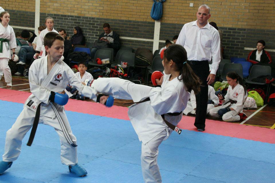 Junior Karate Classes Didcot