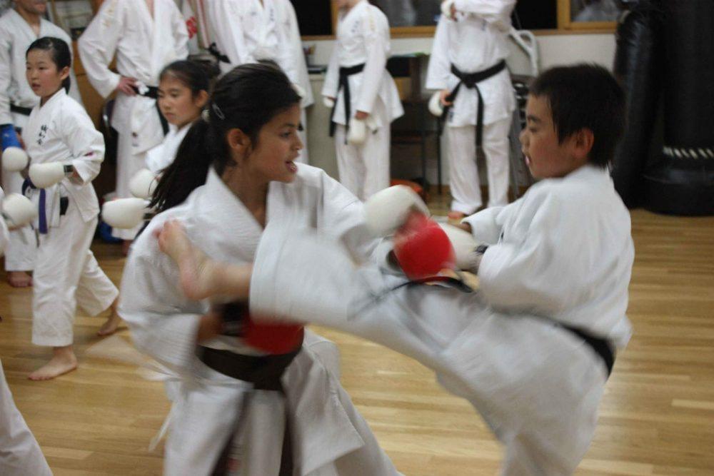 Kids Karate Wallingford