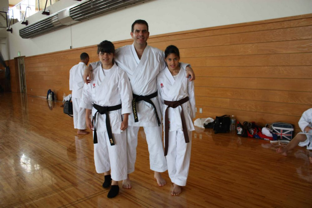 Oxfordshire Karate Lessons
