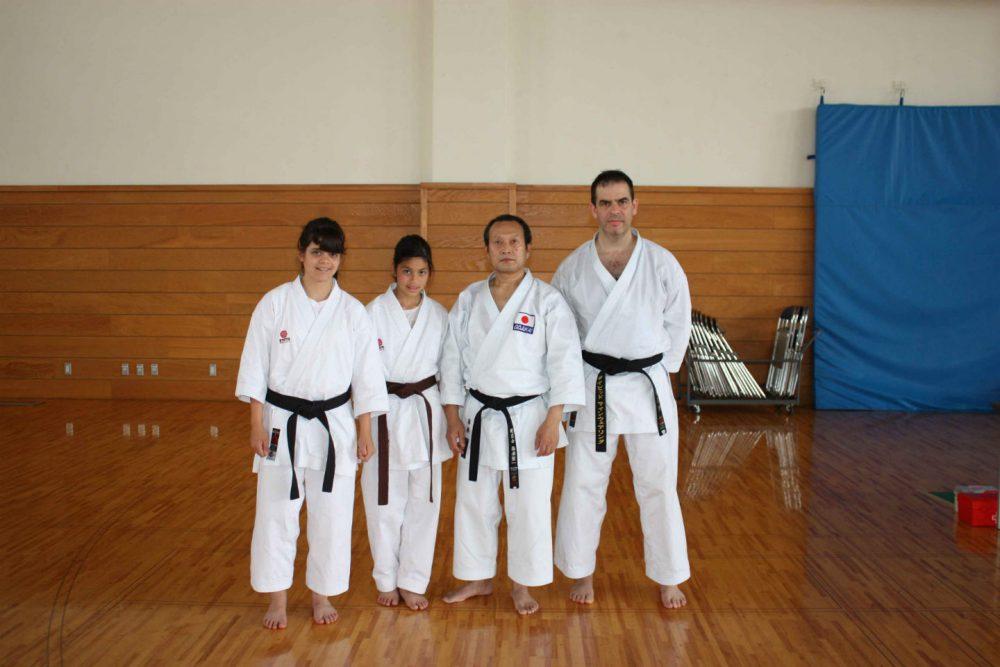Karate near Didcot