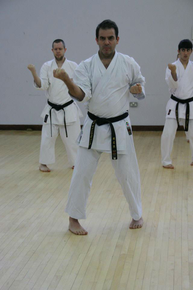 Adult Karate Classes Wallingford