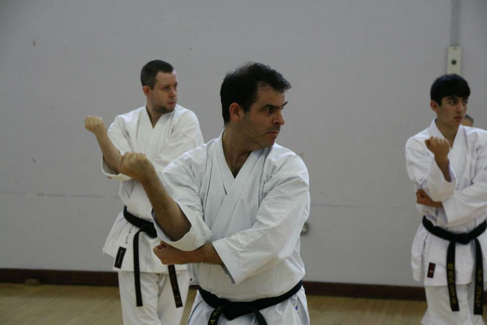 Adult Karate Classes Oxford