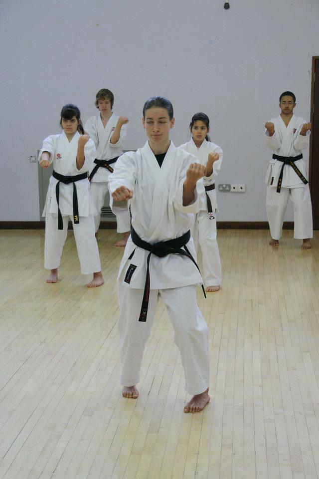 Beginners Karate Wallingford